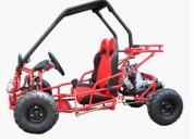 Buggy para niños sahara gasolina 110cc doble asien