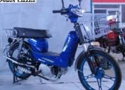 Moto gasolina 49cc star con pedal automatico