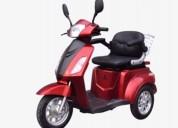 Triciclo scooter de adulto electrica et09