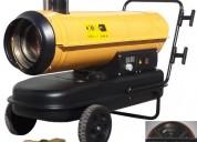 Turbo calefactor se80 indirecta a diesel parafina