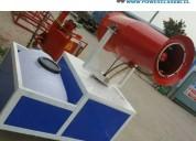 Turbo nebulizadora hasta 30m 4kw 220v