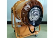 Nebulizador industrial tipo extractor 45cm 18 pulg