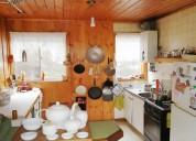 Casa de madera tipo sureÑa- concÓn sur // vc564