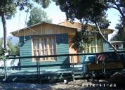 Parcela 5000con casa prefabricada ,noria