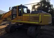 Excavadora xcmg modelo 215 pc200 7.000 horas