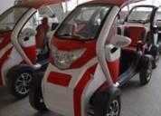Vehiculo elecrico 4 ruedas