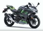 Kawasaki ninja 400 abs nueva special edition santiago