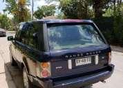 Camioneta 4x4 land rover range rover vogue 4 6 v8 2004 santiago