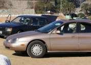 Ford taurus y mercury sable para reparar