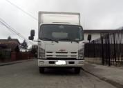 Camion chevrolet npr 715 2015