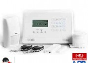 Cerco eléctrico - cámaras cctv -alarmas