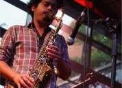 Dicto clases de saxofon para todas las edades en santiago