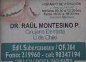 Cirujano dentista c