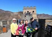 Turismo & transportes em pequim,xangai, cantão, et