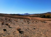 terreno de 300 hectáreas, a 20 minutos de ovalle