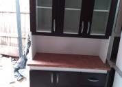 Muebles, diseño y fabricacion