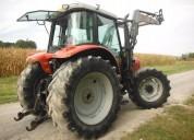 Tractor agricola massey ferguson 6460