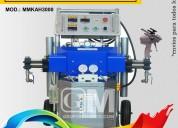 MÁquina para la proyecciÓn de poliurea