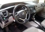 Honda civic 2015 exl tope de linea dueña