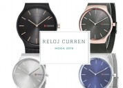 Reloj curren watch caballero