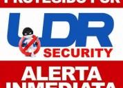 Alarmas con aviso a celulares en la quinta regiÓn