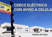 InstalaciÓn y mantenciÓn de cerco elÉctrico