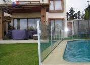 Casa individual cond. lomas de montemar // vc570
