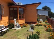 Se vende amplia casa en ancud, isla de chiloé