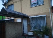 Casa de dos pisos en la comuna de san bernardo