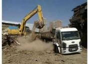 Servicio de fletes la reina +56973677079 escombros