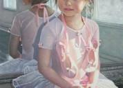 Clases de pre ballet para niñas desde 4 años