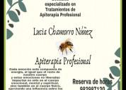Apiterapia tratamiento biomédico beesalud