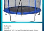 Se vende cama elastica nueva