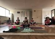 Yoga mamá y bebé post natal postnatal