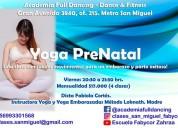 Yoga embarazadas pre natal