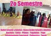 clases de danzas Árabes del vientre bellydance en