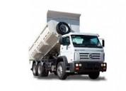 Chofer para camión tolva 16 m3