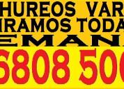 Cachureo  retiro 96808 5009..todas comunas