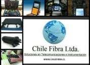 Servicios de fibra optica y suministro