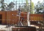 Cortinas metalicas y construccion.