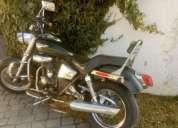 Excelente loncin moto chopera santiago