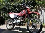 Excelente moto honda xr 250 en duro 1998 quilicura