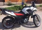 Excelente moto bmw gs 652 cc la serena
