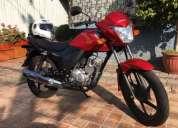 Se arrienda moto para delivery.
