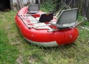 Bote apto para navegacion coyhaique