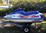Se venden dos motos acuaticas marca kawasaki y polaris