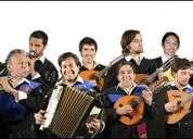 Tunas estudiantina mariachis show serenatas.