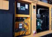 Generador motor cummins 100 kva