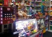 Vendo excelente  minimarket en independencia