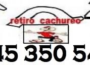 Cachureos retiro 945350549 maipu.p. hurtado bosque